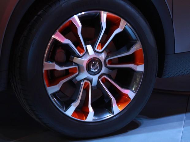 Nissan Kicks Concept (Foto: Rafael Miotto/G1)