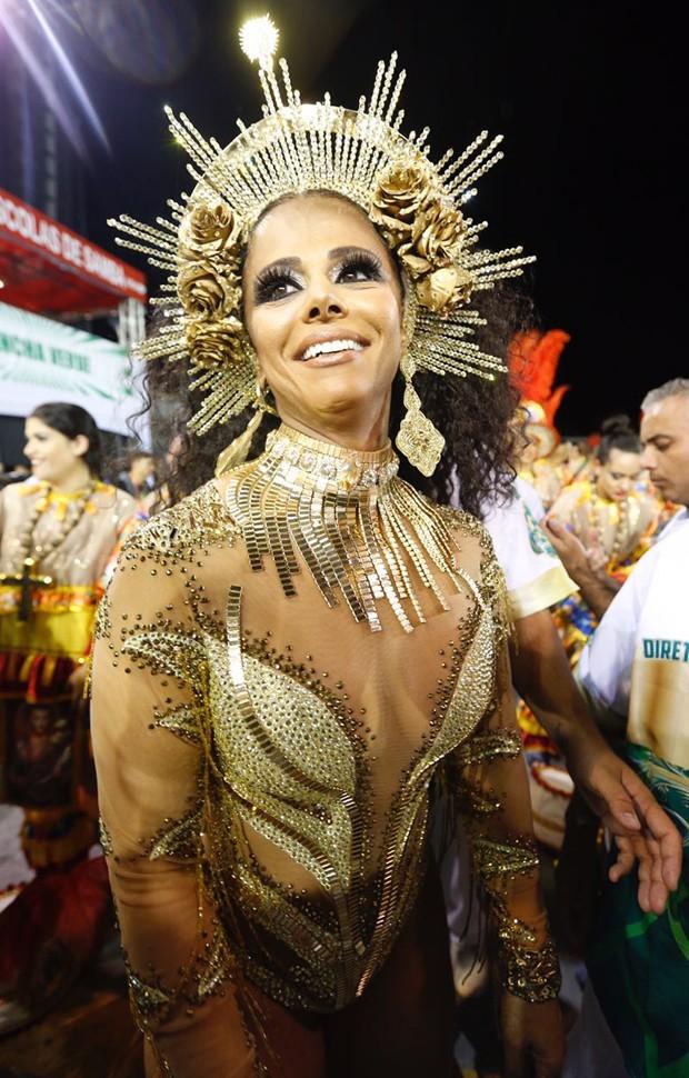 Viviane Araújo (Foto: Eduardo Saraiva/ Ed. Globo)