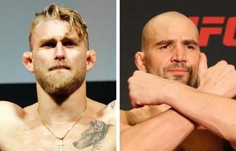 Alexander Gustafsson encara Glover Teixeira na volta do UFC à Suécia