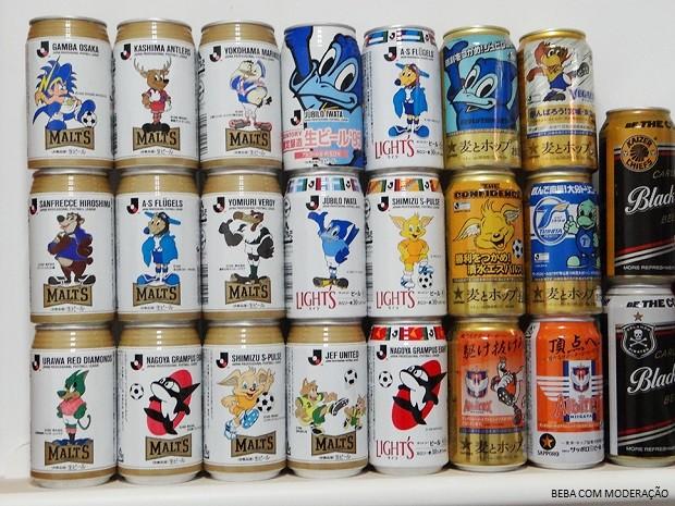 cervejeiros_coleçãolatas 3 (Foto: Hans Georg/Canarinho Press)