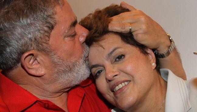 Lula e Dilma (Foto: Divulgação)