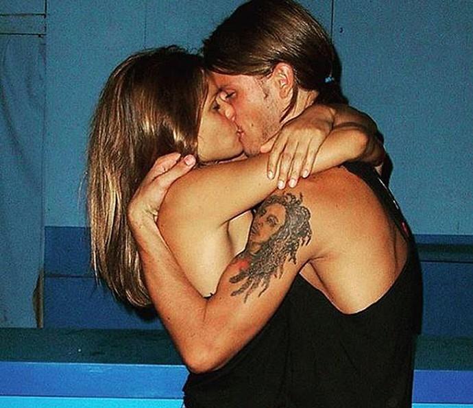 Fernanda e Rodrigo Hilbert  (Foto: Arquivo Pessoal )