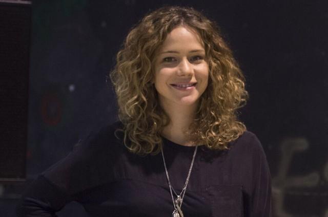 Leandra Leal (Foto: Mauricio Fidalgo/ TV Globo)