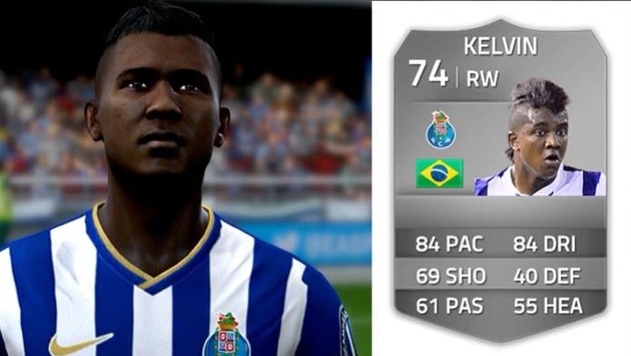 Kelvin (Porto)   (Foto: Kelvin (Foto: Reprodução/Murilo Molina))