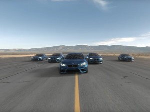 The BMW M2 – Eyes on Gigi Hadid  (Foto: Reprodução/Youtube)