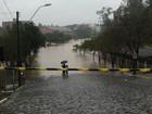 Com chuva intensa, Defesa Civil contabiliza desalojados no RS