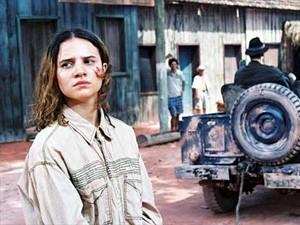 Bianca Comparato em 'Anjos do sol' (Foto: Divulgação)