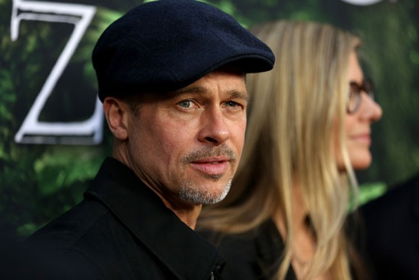 Brad Pitt (Foto: Rich Fury/Getty Images)