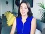 Sofá da nova casa de Luma Costa impressiona web e fã brinca: '1 km'