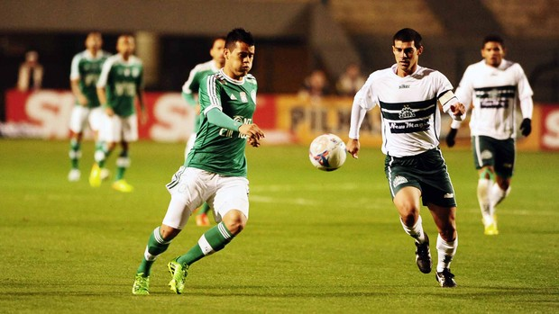 Palmeiras x Icasa (Foto: Marcos Ribolli / Globoesporte.com)