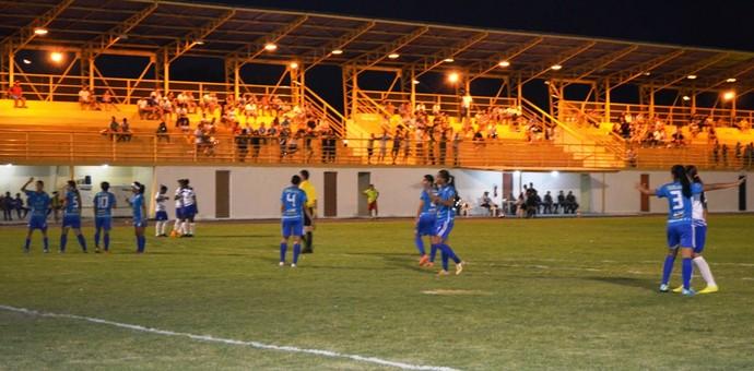 São Raimundo e Viana agora decidem a vaga para às oitava no 2º jogo, no Maranhão (Foto: Divulgação)