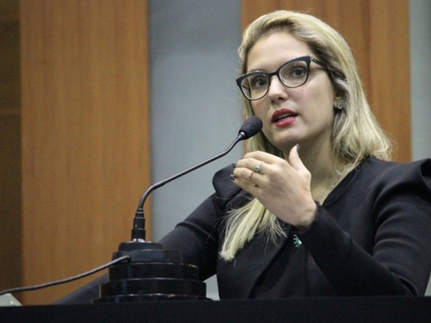 Deputada Janaína Riva (PSD) (Foto: Jardel Silva/Assessoria)