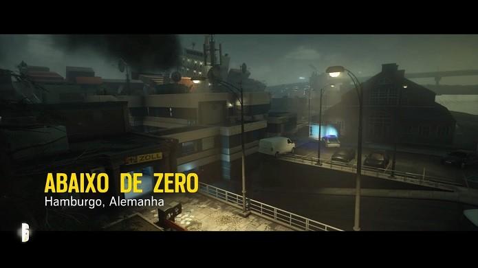 Rainbow Six Siege mostra vídeo do cenário (Foto: Reprodução/Thiago Barros)