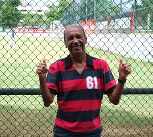 Carlinhos ex-treinador do Flamengo  (Foto: Globoesporte.com)