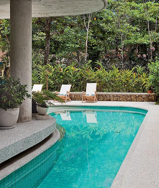 Piscinas 30 projetos de todos os tamanhos e estilos for Estilos de piscinas