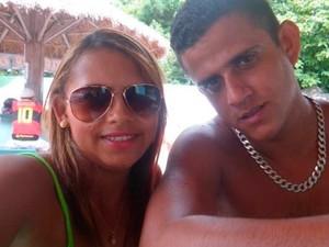Maria Flávia e seu namorado, Junior Tenorio, estão desaparecidos desde sábado (15). (Foto: Divulgação/Polícia Civil)