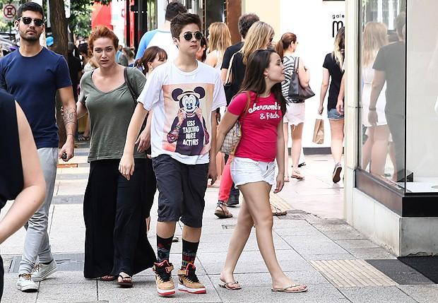 a92006469d14f Larissa Manoela e João Guilherme em São Paulo (Foto  Manuela Scarpa Brazil  News
