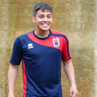 Lucas Otávio (Foto: Monique Silva)