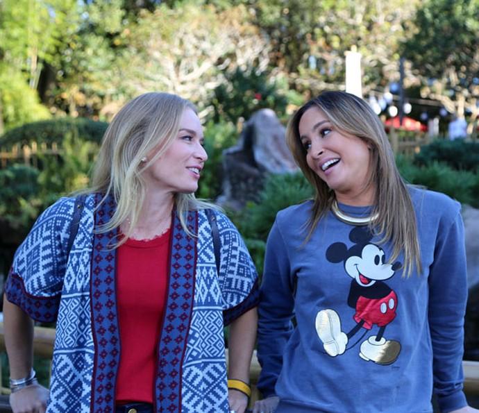 Claudia Leitte é uma das convidadas do 'Estrelas' na Disney (Foto: Thiago Fontolan/Gshow)