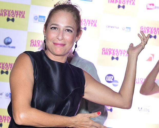 Andréa Beltrão (Foto: Alex Palarea/André Muzell )