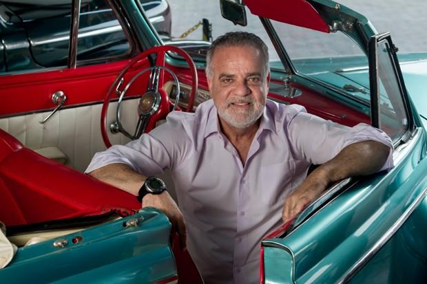 Marcos Cardoso (Foto: Rogério Albuquerque)