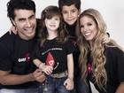Atores se juntam para campanha de doação de sangue no feriado