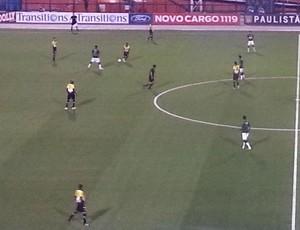 São Bernardo x Palmeiras (Foto: Marcelo Hazan)