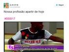 Divulgação da lista do 'BBB 17' rende memes e bomba na web