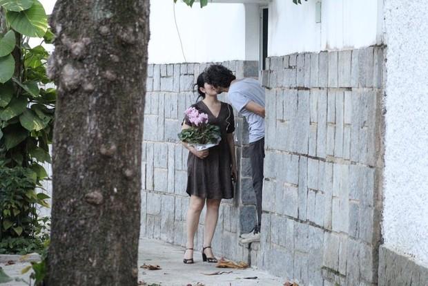 Letícia Sabatella e Fernando Alves Pinto (Foto: JC Peireira e Henrique Oliveira / AgNews)