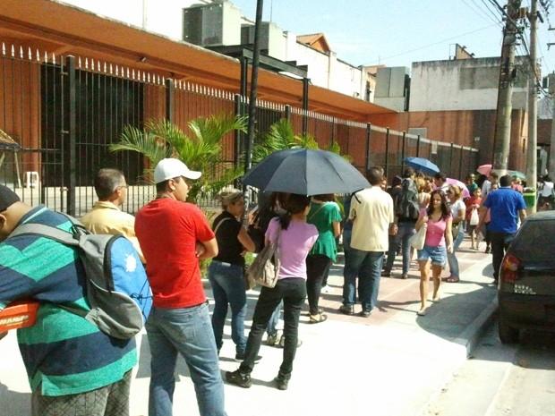 'Feirão Nome Limpo' termina neste sábado (28), em São Paulo (Foto: Glauco Araújo/G1)