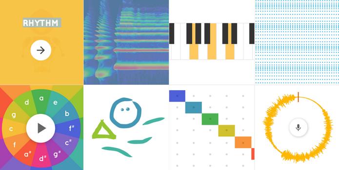 Chrome Music Lab (Foto: Reprodução)