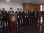 Juízes federais no Ceará realizam ato  em defesa da magistratura