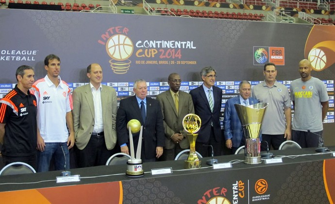 Copa Internacional de Basquete  (Foto: Marcello Pires)