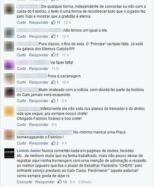 Leston Fabricio (Foto: Reprodução / Facebook)