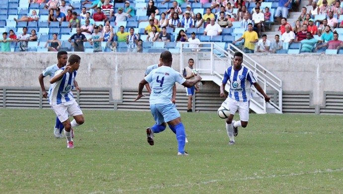 Fernandinho, Dom Bosco (Foto: Olimpio Vasconcelos/Dom Bosco)