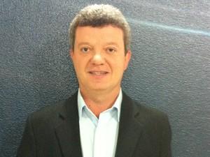 """Candidato Antônio Gonçalves dos Reis Lerin da coligação """"Juntos podemos mais"""" (Foto: Marcela Matarim/G1)"""