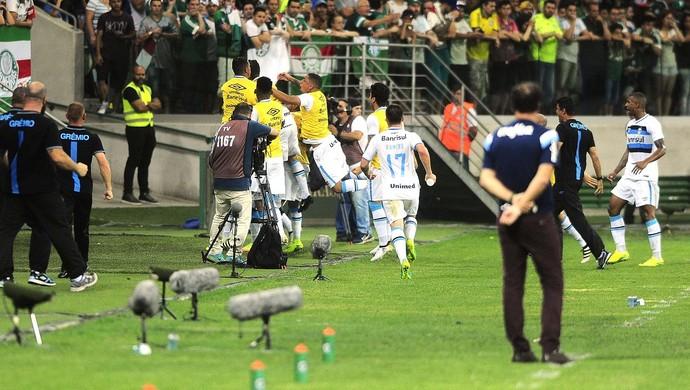 Palmeiras Gremio Copa do Brasil (Foto: Marcos Ribolli)
