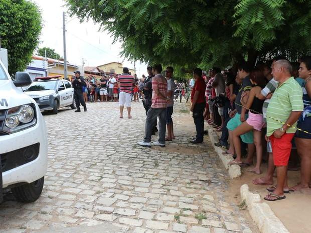 Elton Jonatan e Kelwin Ferreira foram mortos em abril deste ano (Foto: Marcelino Neto/O Câmera)