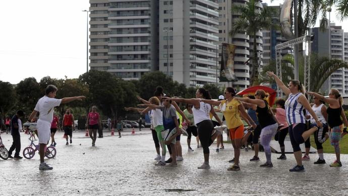 Bem viver - idosos (Foto: Antônio Lima/Semjel)