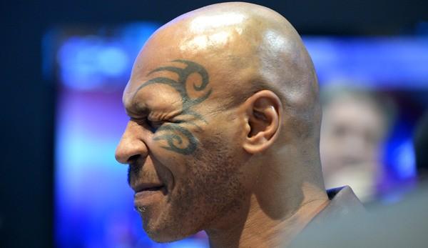 Mike Tyson (Foto: Divulgação)