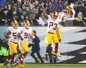 Redskins vencem confronto direto com Eagles e garantem vaga nos playoffs