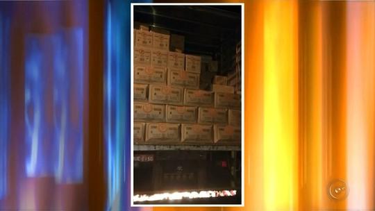Polícia recupera caminhão com carga de ovos avaliada em R$ 60 mil