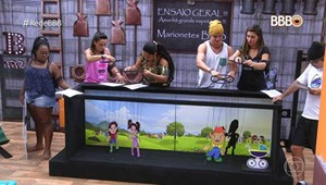 Big Brother Brasil 17 - Programa de sexta-feira, dia 17/02/2017, na íntegra