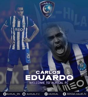 Carlos Eduardo Al Hilal (Foto: Reprodução Twitter)