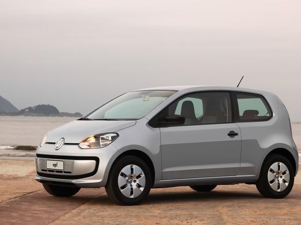 Volkswagen Up! duas portas (Foto: Divulgação)