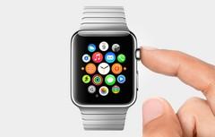 Relógio inteligente da Apple, o AppleWatch (Foto: Divulgação)