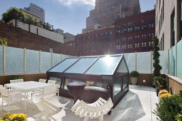 Uma foto da nova residência em Nova York comprada por Taylor Swift (Foto: Divulgação)