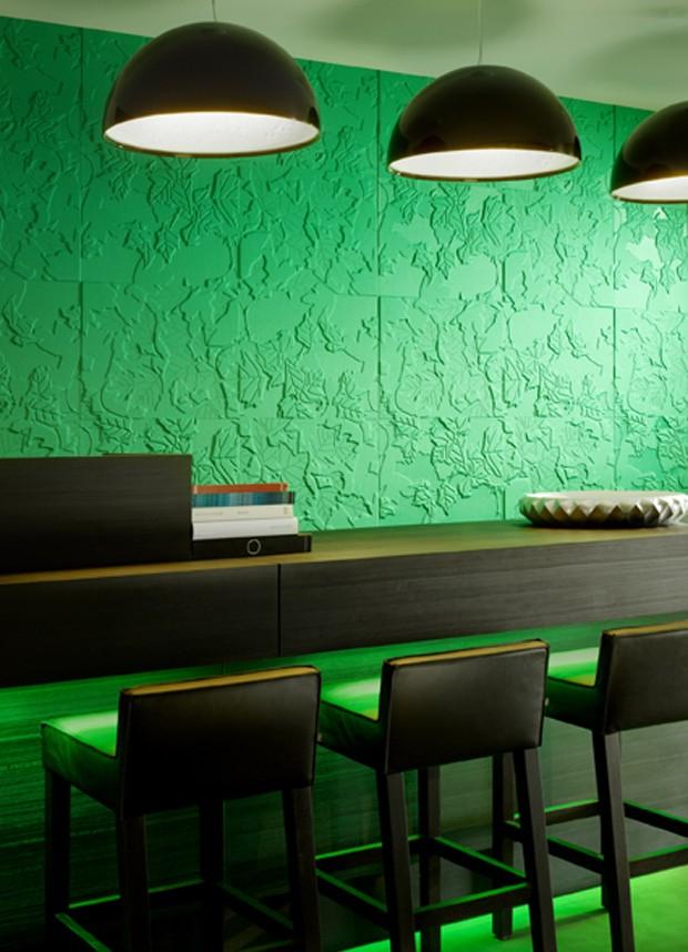 Papeis de parede com feng shui (Foto: Divulgação)