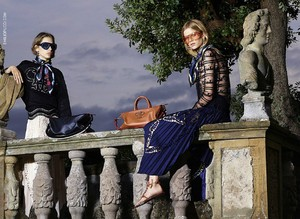 Upost: Verão 2016 de Emilio Pucci traz sobreposições espontâneas e estilo underground