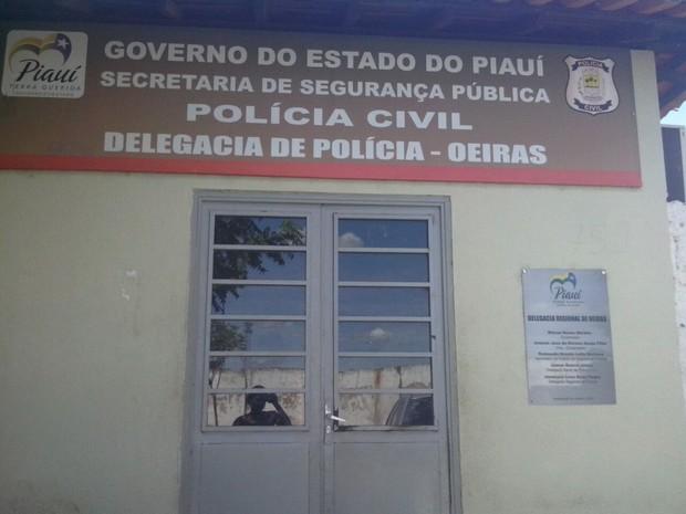 Polícia Civil prende dois suspeito de estupro em Oeiras (Foto: Divulgação/Polícia Civil)